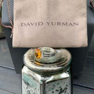 David Yurman Jewelry - DAVID YURMAN STER.SILVER WHEATON PETITE Citrine 7